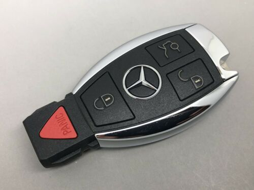 Mercedes Benz Key Fob Repair